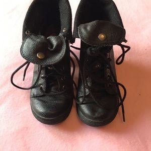 Big Buddha Shoes - Big Buddha Ankle Booties